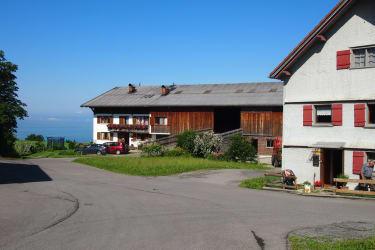 Ankunft am Sohlerhof in Lutzenreute 19