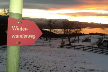 Winterwanderwege