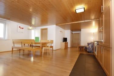 Wohnraum FW Alpenveilchen