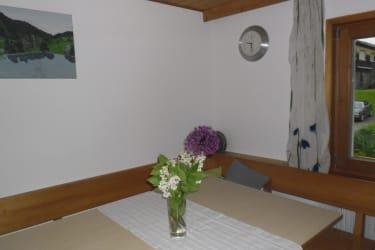 Sitzecke, Wohnküche