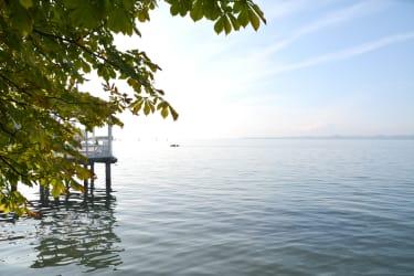 Bodensee - Gedanken fallen lassen...