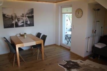 Wohnzimmer Säntisblick