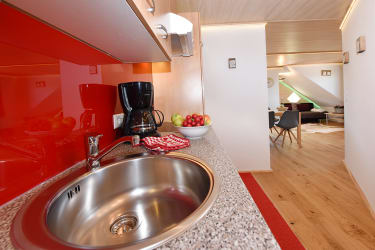 Küche Säntisblick