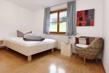 Schlafzimmer Hirschbergblick