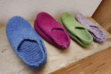 Für warme Füße