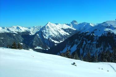 Winter Schoppernau