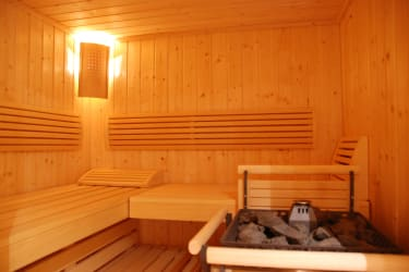 Sauna- Sanarium