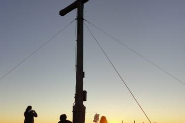 Sonnenaufgang am Riedbergerhorn