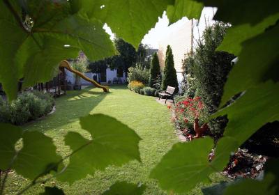 Garten im Innenhof
