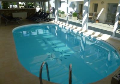 unser Pool für die Gäste