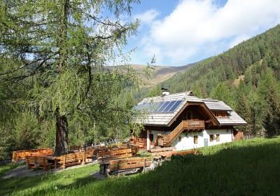 Lärchenhütte St. Oswald - Bad Kleinkirchheim
