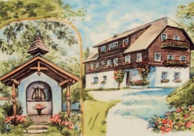 Ein Hof wie gemalt