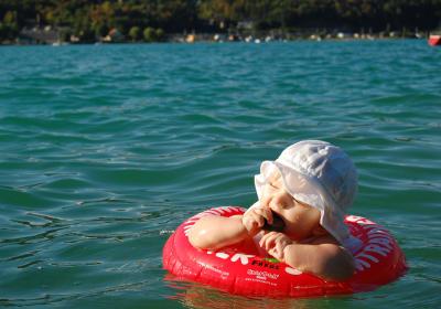swimming³