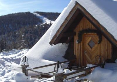 Anderlhütte - Stoichart ski piste