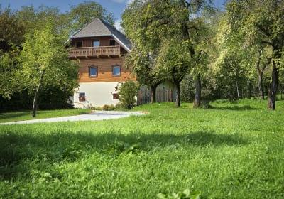 Bio Sonnenhof Kärntnen Ferienhaus