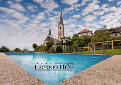 Lacknerhof in Liebenfels- Familie Klocker