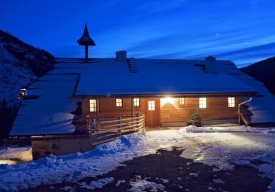 Sandrisser Hütte