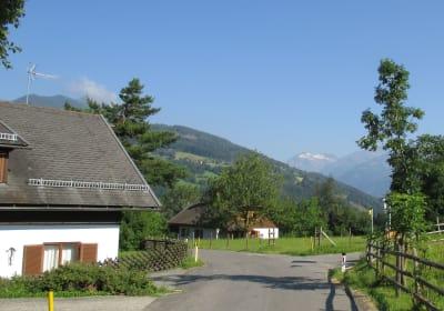 Zufahrtsstraße (L11)