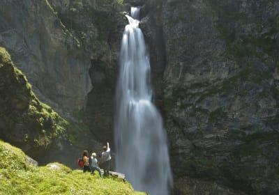Goessnitzwasserfall beim Kachlmoor