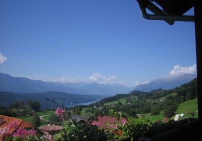 Aussicht Balkonzimmer