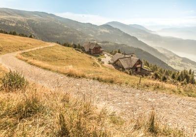 Alexanderhütte u. Sennhütte