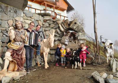 Familie mit den Kleinen