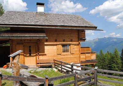Sonnenalm Hütte