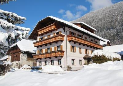 Ferienhof Hoffmann im Winter