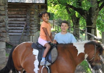 Ponyreiten - ein besonderes Erlebnis
