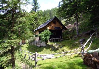 Seiter Hütte - Familie Baumgartner