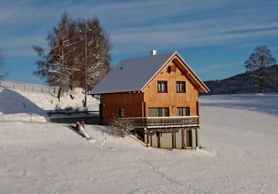 Winterurlaub im Ferienhaus