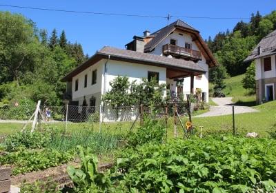 Urlaub am Grubmühlehof