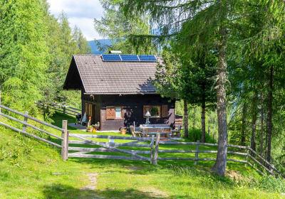 Zufahrt zur Neuwirth Hütte