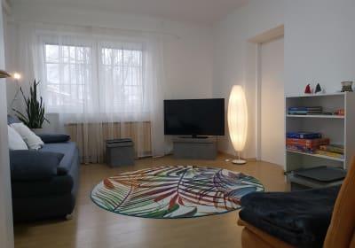 Ferienwohnung Traudi - Wohnzimmer