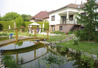 Naturgarten mit Biotop