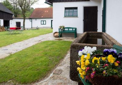 Landhaus-Lunkowitz Hofansicht