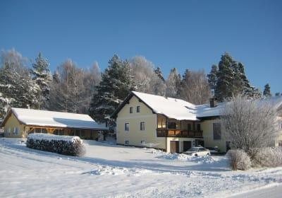 Winter in Friedreichs