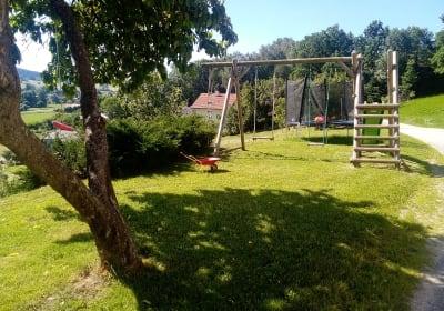 Biohof Pascher - Spielplatz