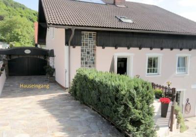 Haus Fasching - Hauseingang