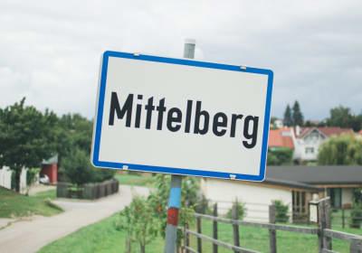Ortstafel Mittelberg