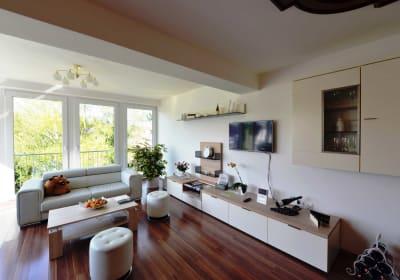 Gästehaus Rabl - Wohnzimmer