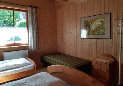 Pferdehof Jauerling - Schlafzimmer