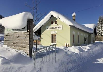 Urlaub am BAHNhof