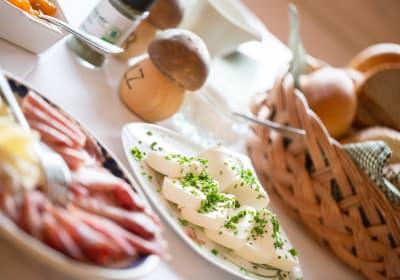 Höchbauer - Frühstück