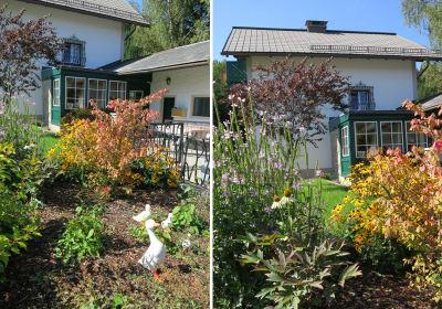 Ferienwohnungen Margreiter Garten