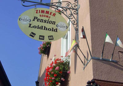 Pension Loidhold
