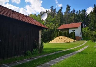Ferienhaus Hackl - Hausansicht (Foto:  Ferienhaus Hackl)