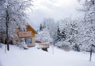 Prannleithen - verzaubert im Schnee