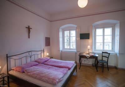 Gästezimmer Pfarrhof Zuschmann