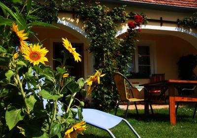 Veltlinerhaus - Garten